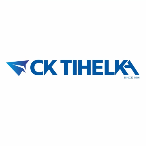 CK Tihelka - logo